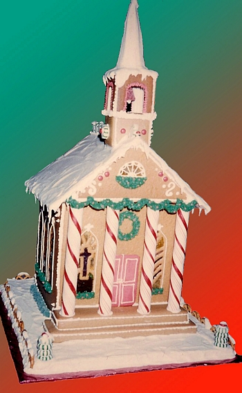 large church electric church electric gingerbread house dream house gingerbread house lighted gingerbread house with lights