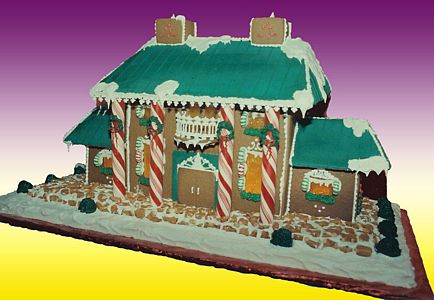 southern plantation large house electric house electric gingerbread house dream house gingerbread house lighted gingerbread house with lights